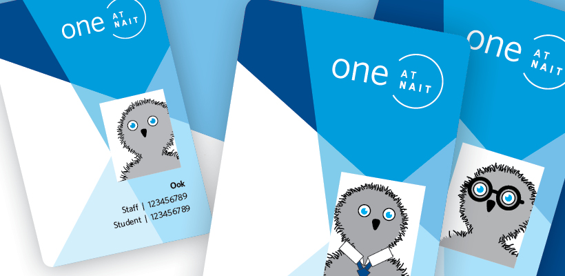 one at NAIT cards