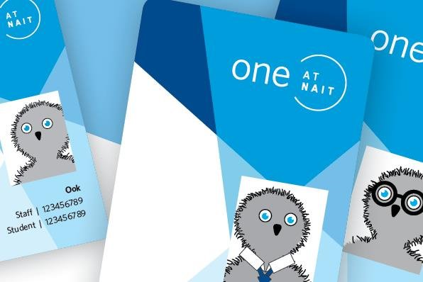 one at nait card