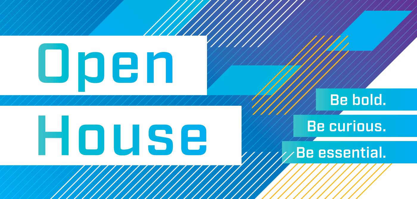 Come to Open House and experience the hands-on learning environment that gives NAIT students the edge.