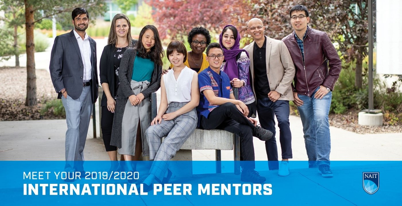 2019/2020 International Peer Mentors